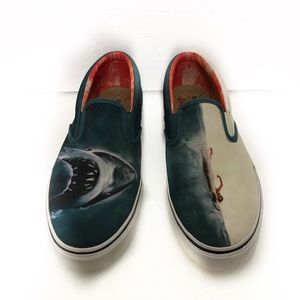 Sperry X Jaws Shark Attack Top Slider Shoes